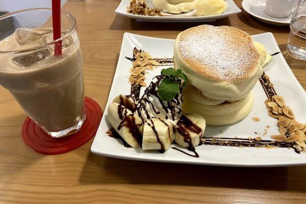 【fleur(フルール)/甲賀市】パンケーキがふわふわ絶品のおすすめカフェ!