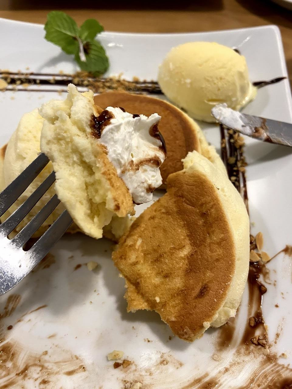 fleur(フルール) パンケーキ