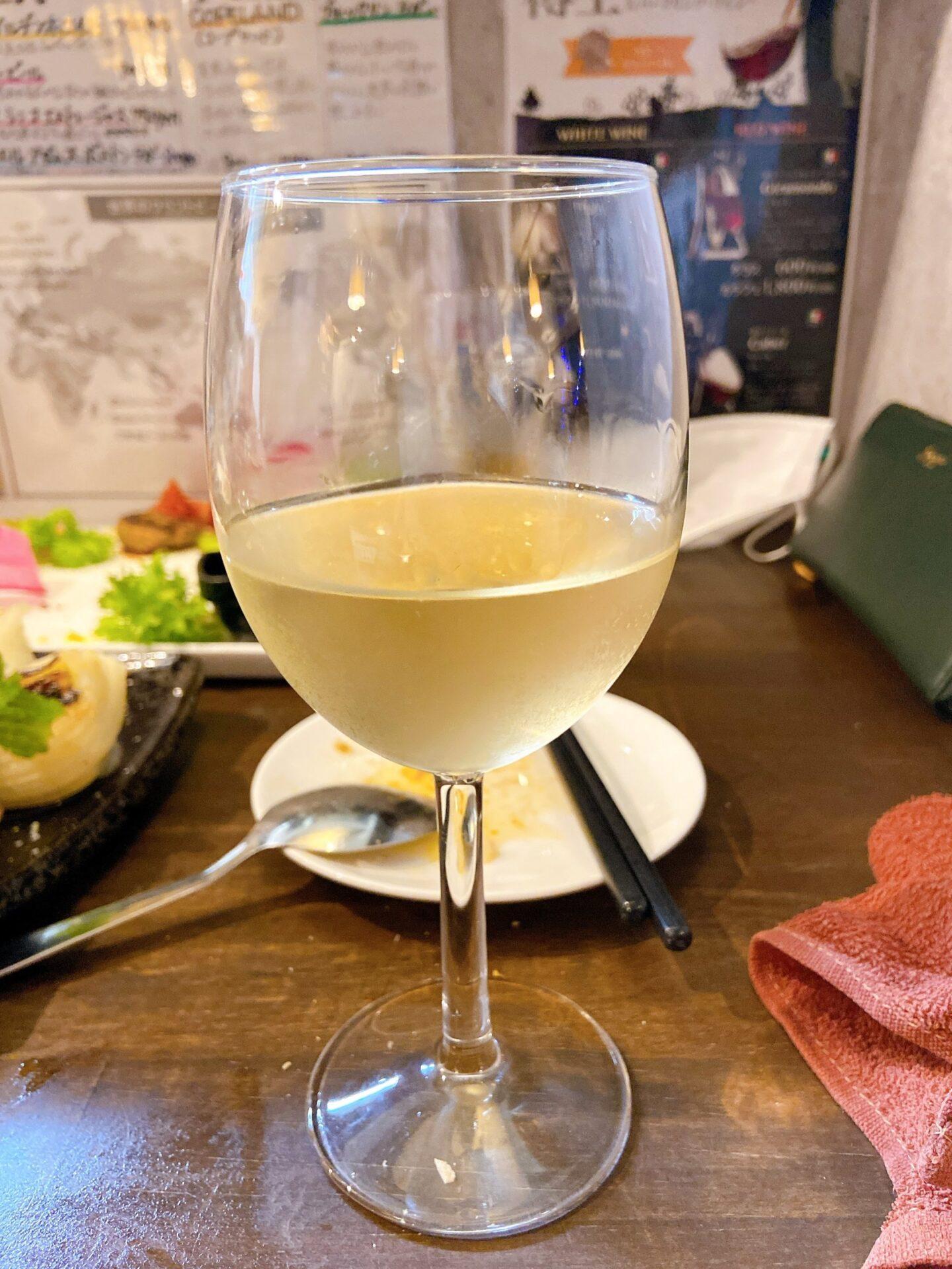 樽生ワインのVerd'oro(ヴェルドーロ)