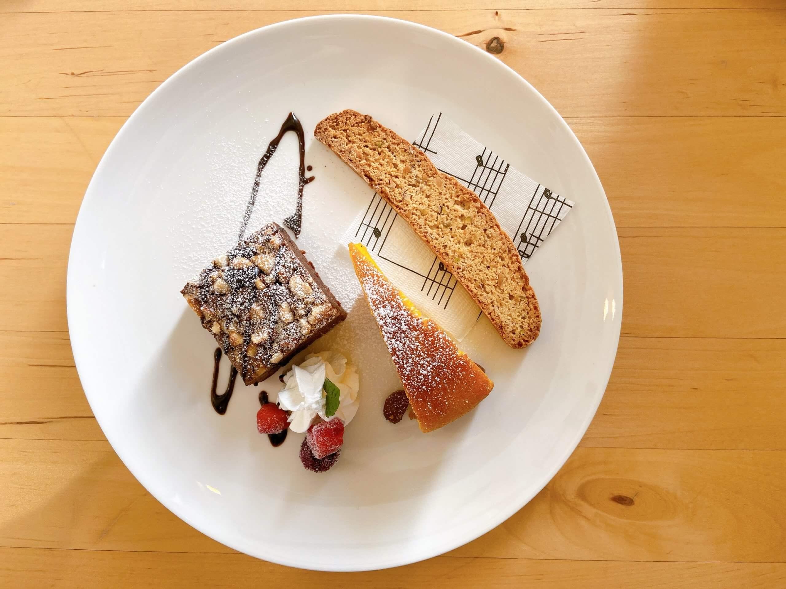 ノラカフェ ケーキ