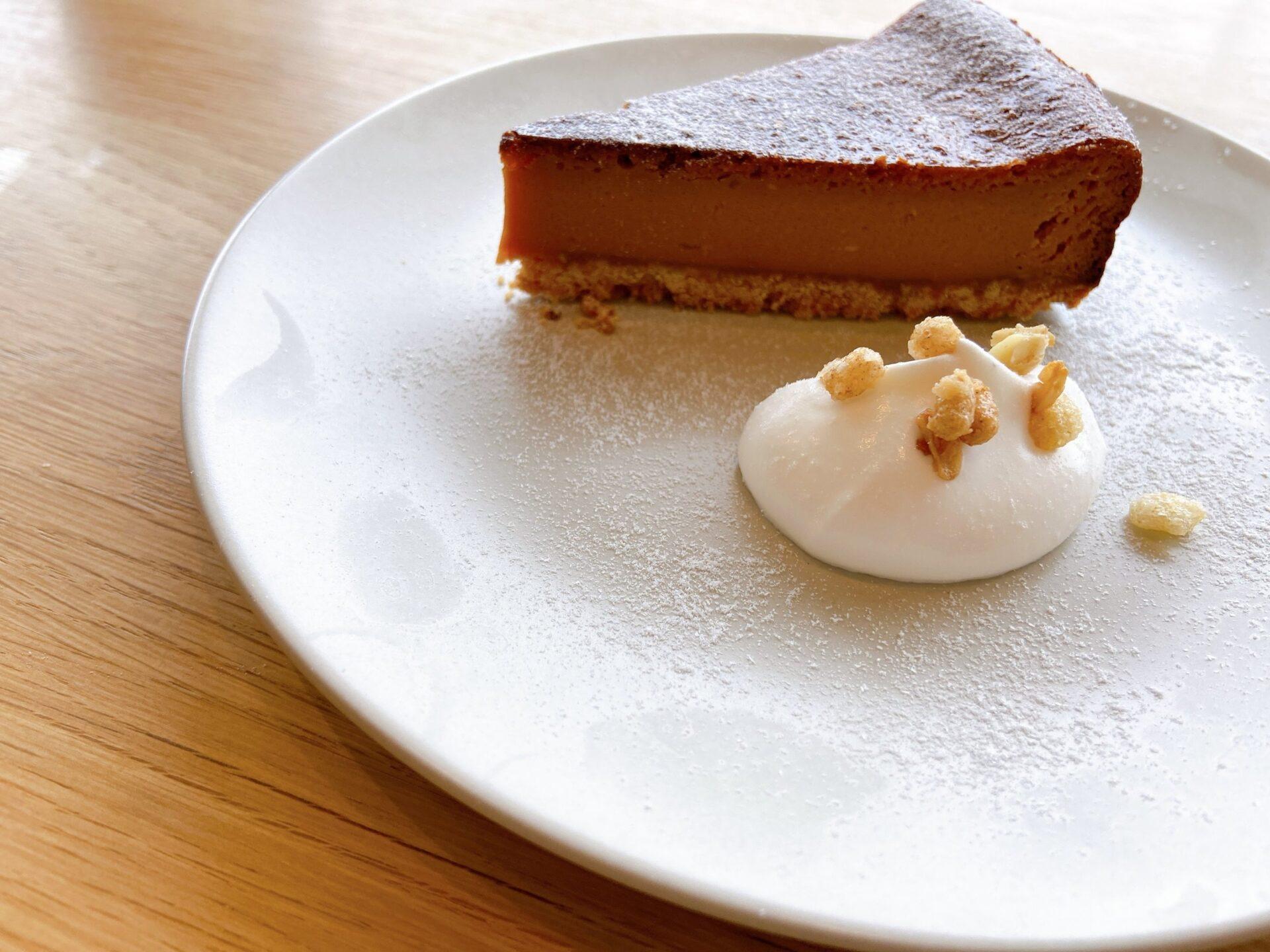 キケロ キャラメルチーズケーキ