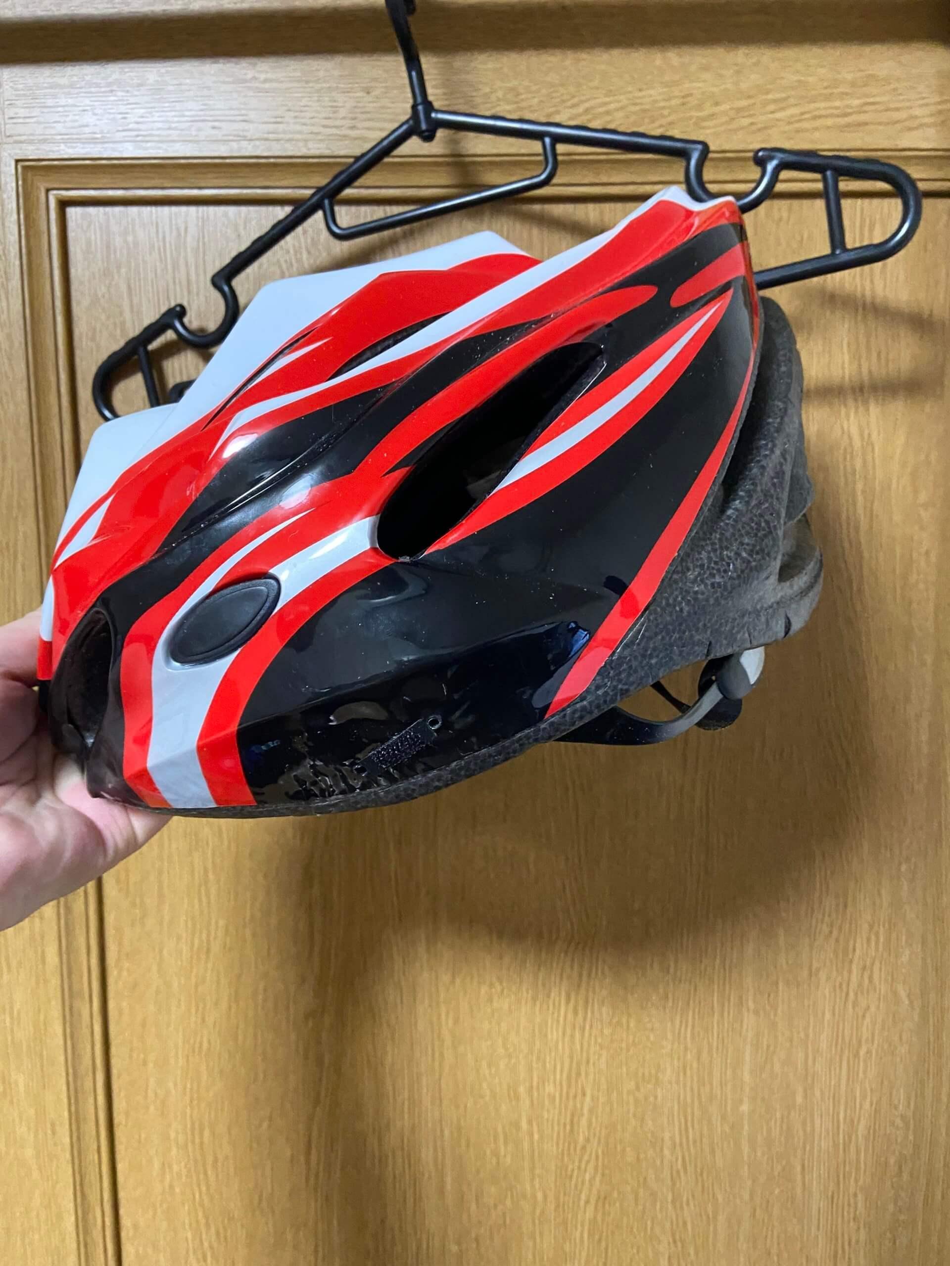 ビワイチ ヘルメット