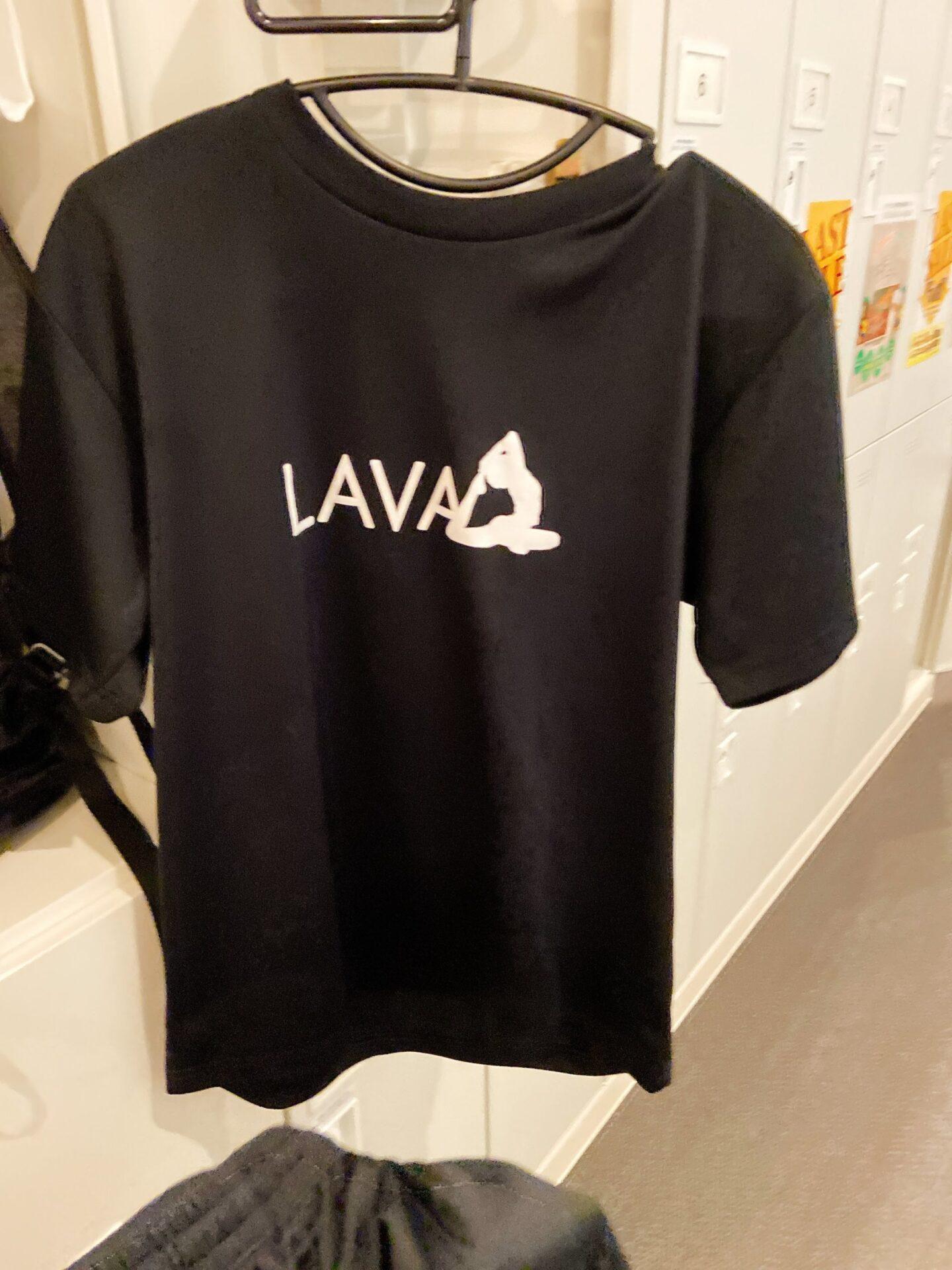 LAVA 体験 ウェア