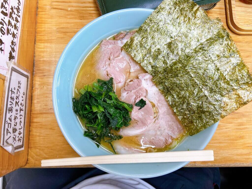 【秀吉屋│守山市】口コミが良すぎない?滋賀で有名な珍しい横浜家系ラーメンを食べてきた