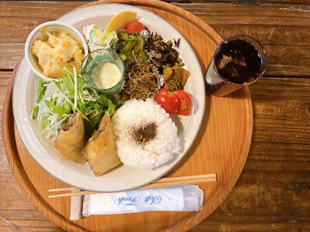 【向町cafe/日野町】古民家を改修した安らぎの田舎cafe