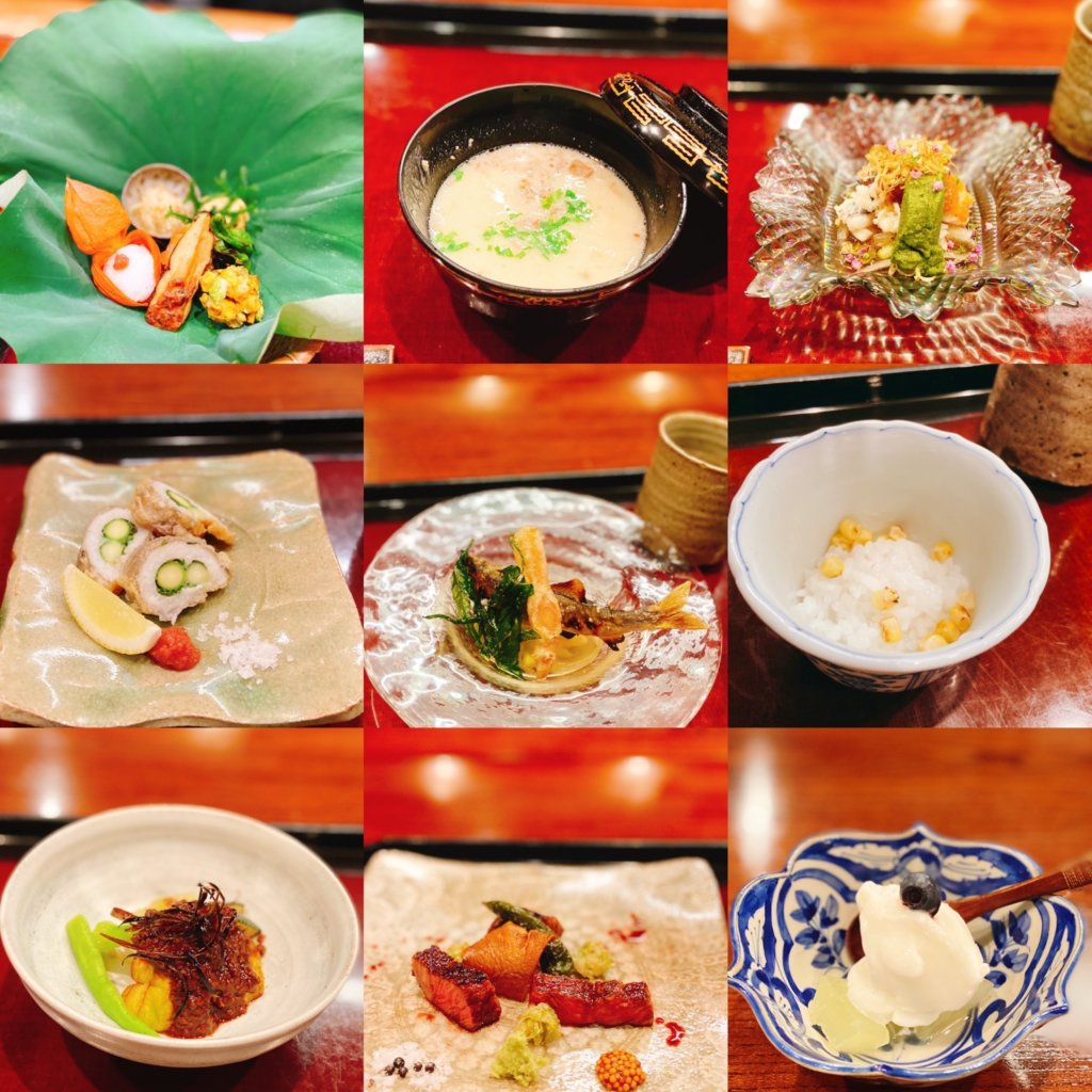 【滋味康月/草津市】予約1年待ちの料理屋でランチ!!