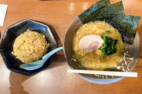 【一魂家│甲賀市水口】横浜家系をベースとするこってりラーメン