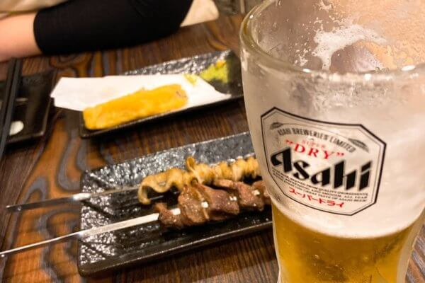 【宝串/守山市】守山駅前で新オープンの店舗で贅沢な酒飲み