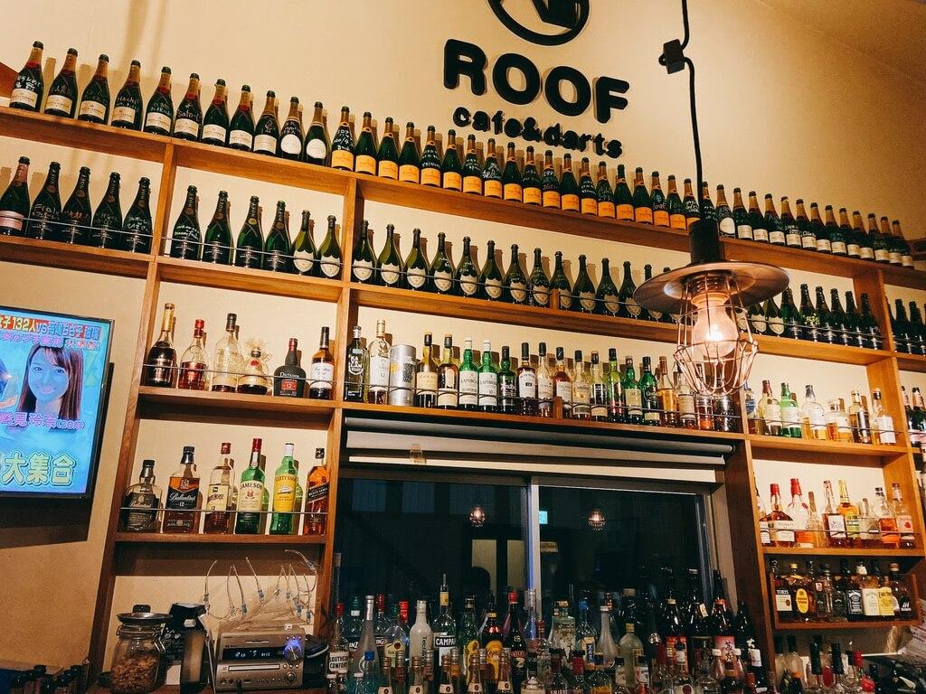【Roof/草津市】草津駅前の屋根がたかーーーいダーツバー