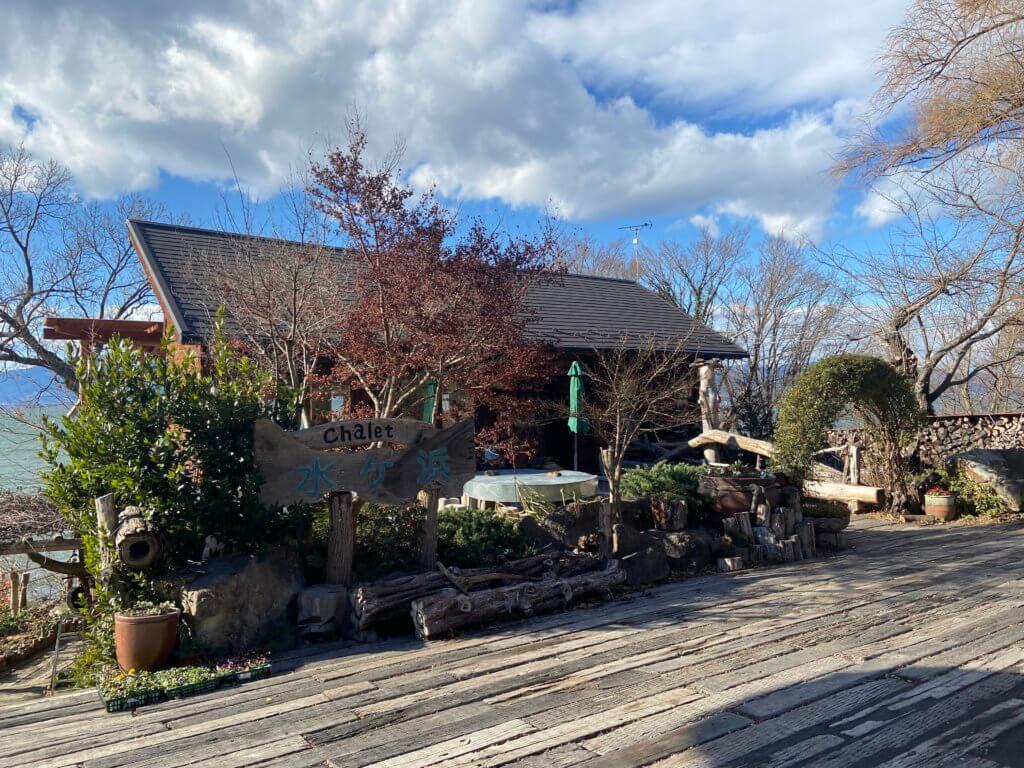 【シャーレ水ヶ浜 近江八幡市】駐車場有!圧倒的なレイクビューが楽しめる絶景カフェに行ってきました!