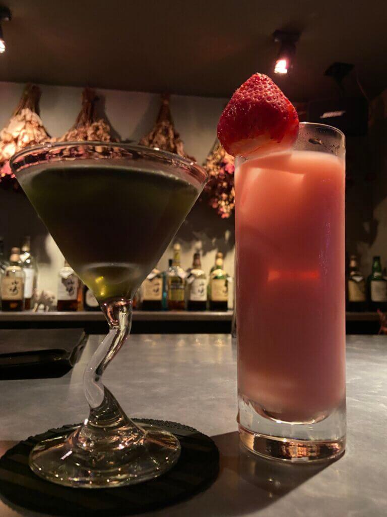 【Bar TACHARES(タハレス)/近江八幡】品のあるおば様マスターがいる心地よいバー